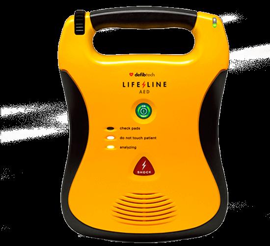 Defibtech AED hjertestarter